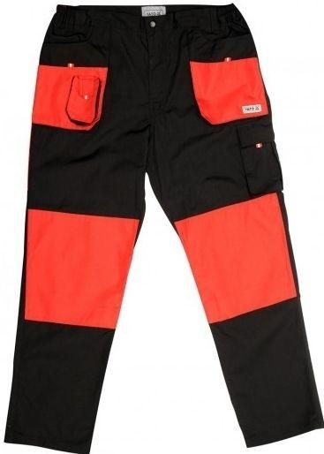 Pracovní kalhoty vel. S, YATO