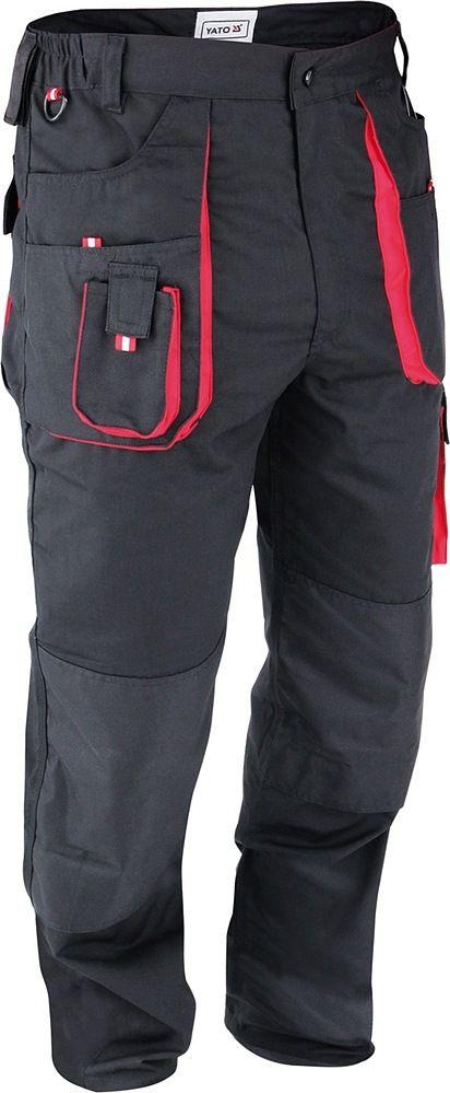 Pracovní kalhoty DUERO vel. L, YATO