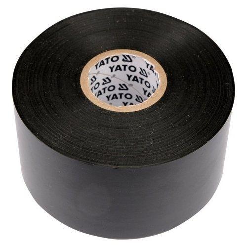 Páska izolační, 25 x 0,19 mm, délka 20 m, černá YATO