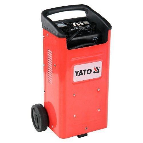 Nabíječka s funkcí startovací stanice, 12V-300A / 24V-240A YATO