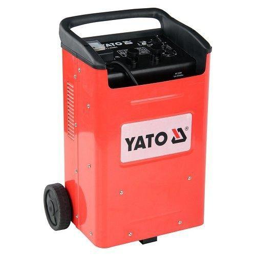 Nabíječka s funkcí startovací stanice, 12V-300A / 24V-360A, YATO