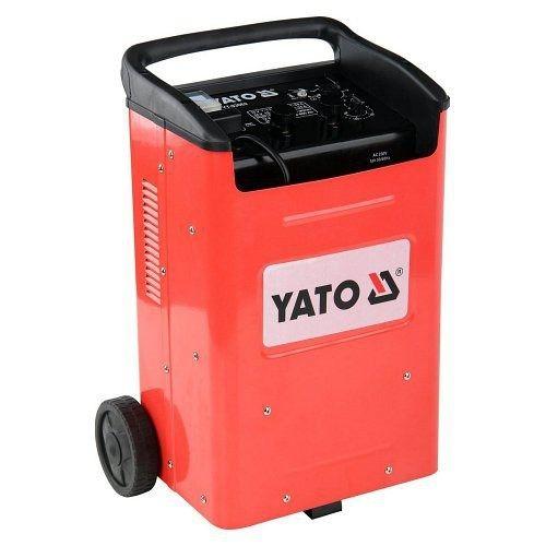 Nabíječka s funkcí startovací stanice, 12V-540A / 24V-450A YATO