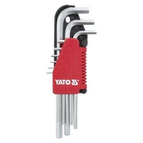 Sada klíčů imbus 9 ks delší YATO