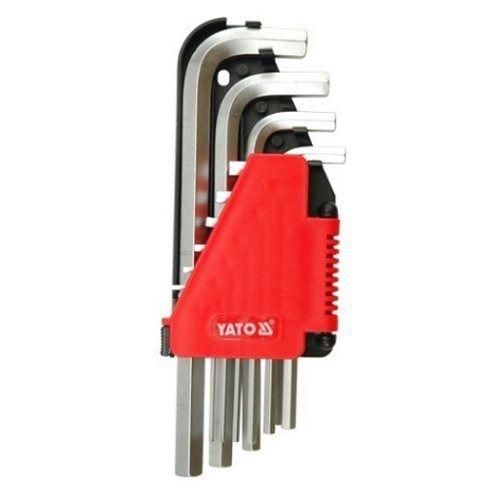 Sada klíčů imbus 10 ks delší YATO
