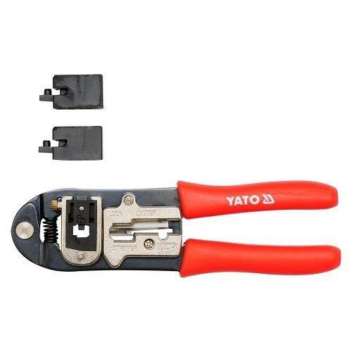 Kleště konektorové 195 mm telefonní YT-2244 YATO