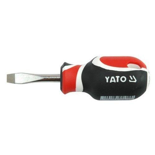 Šroubovák plochý 6.5 x 38mm, magnetický SVCM55 YATO