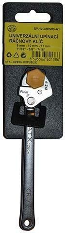 Univerzální upínací ráčnový klíč 9-10-11 mm ATX