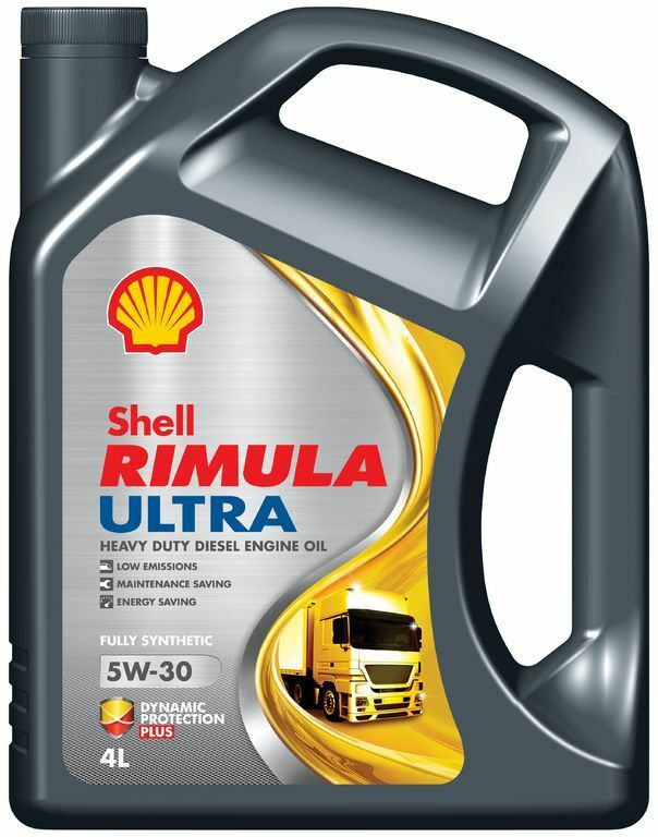 Motorový olej Shell Rimula ultra 5W-30 4L