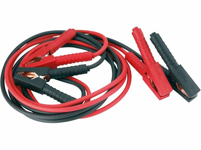 Kabel startovací, 200A, délka kabelu 3m, EXTOL CRAFT 9608