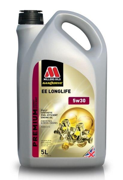 Millers Premium XF Longlife 5w30 5l MILLER OILS