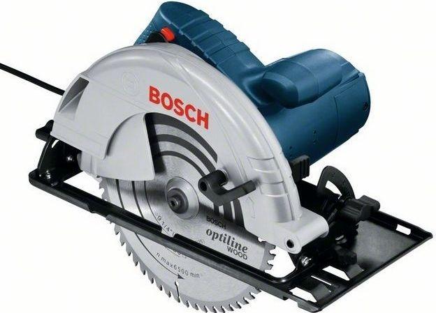 Ruční okružní pila Bosch GKS 165 Professional, 0601676100
