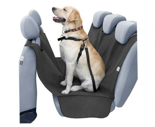 Ochranná deka ALEX pro psa do vozidla