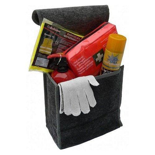 Brašna do kufru černá M / CAR COMPASS