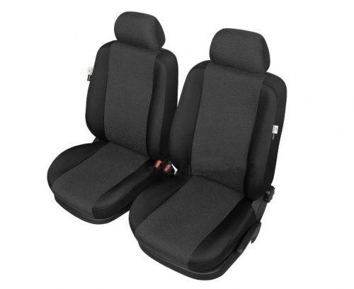 Autopotahy ARES na přední sedadla, černé