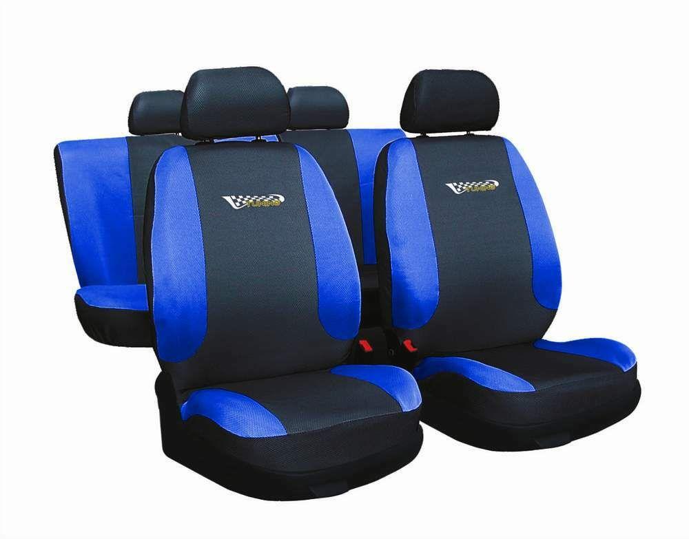 Autopotahy Sport Extreme modré