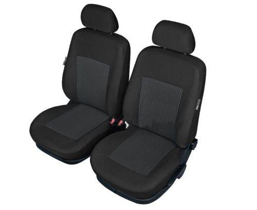 Autopotahy BONN na přední sedadla, antracit