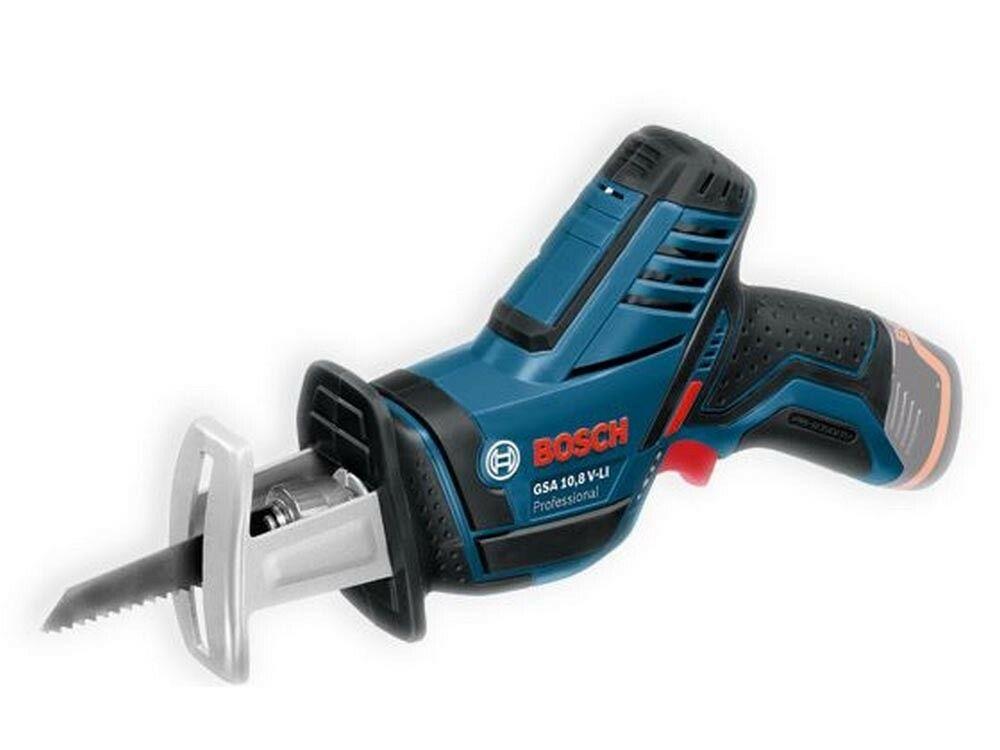 Pila ocaska Bosch GSA 10,8 V-LI Professional - bez baterie, 060164L902