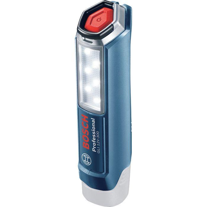 Aku světlo Bosch GLI 12V-300 Professional - bez baterie a nabíječky, 06014A1000
