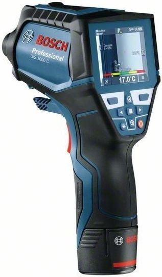 Tepelný detektor Bosch GIS 1000 C Professional - bez baterie, 0601083300