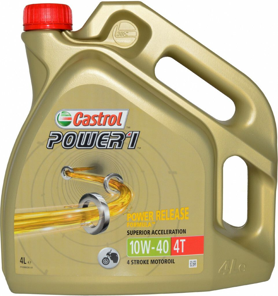 Castrol POWER1 RACING 4T 10W40