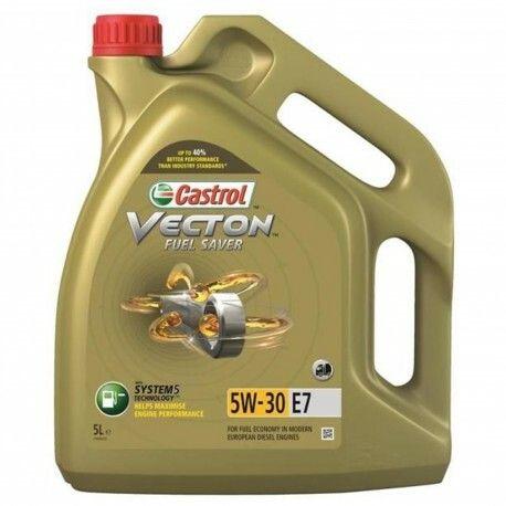 Motorový olej Castrol VECTON FUEL SAVER E7 5W30 5L