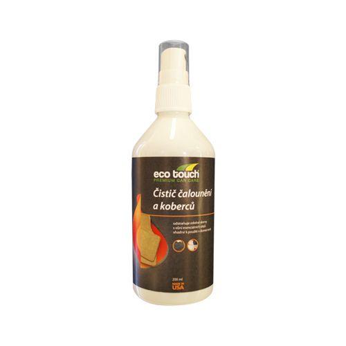 Čistič čalounění a koberců - 150 ml ECOTOUCH