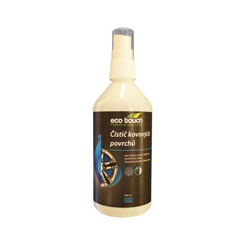 Čistič kovových povrchů - 150 ml ECOTOUCH