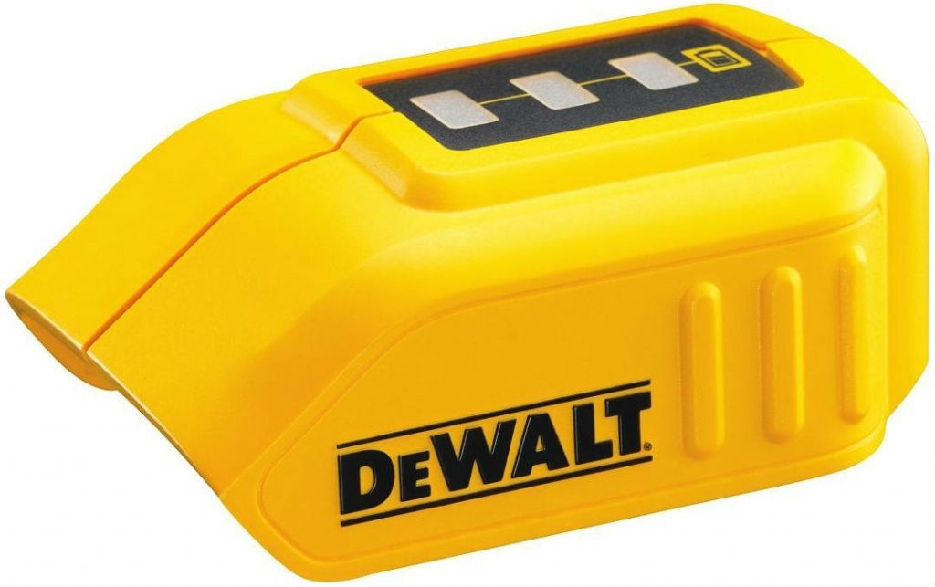 USB nabíjecí adaptér pro baterie XR DeWalt
