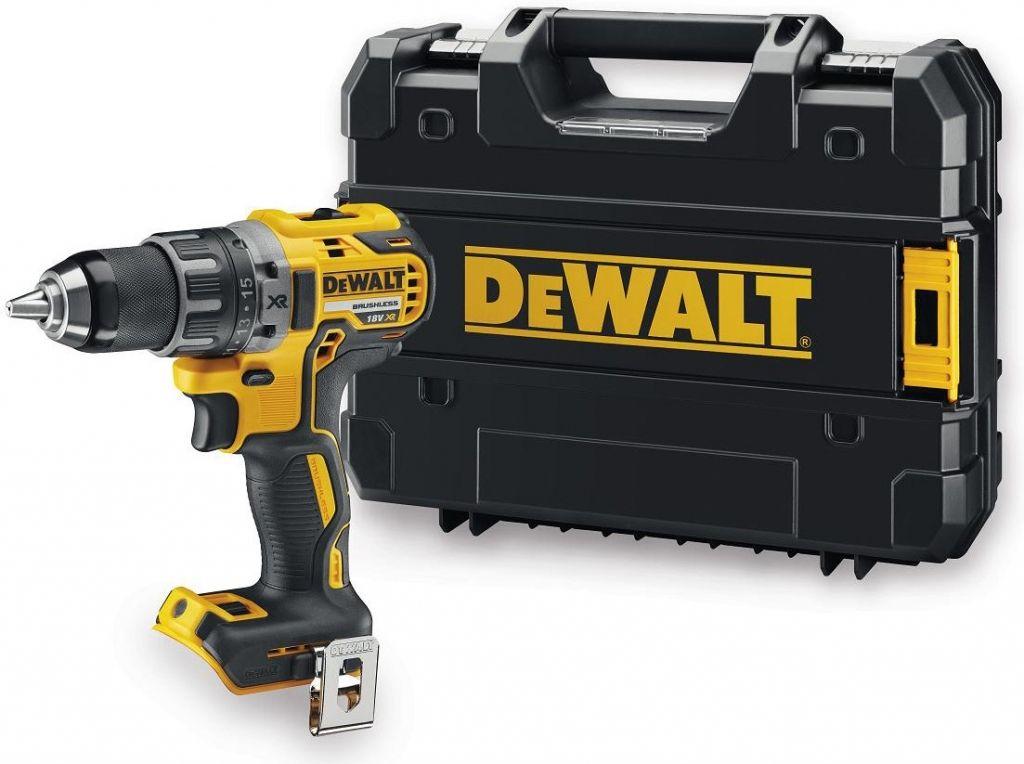 Aku vrtačka 18 V XR DeWalt bez baterií a nabíječky