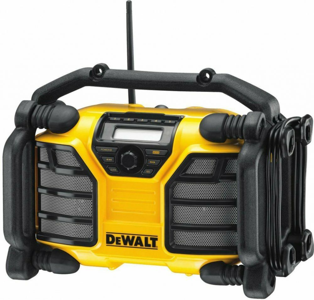 Aku Rádio DeWalt bez akumulátorů DCR016