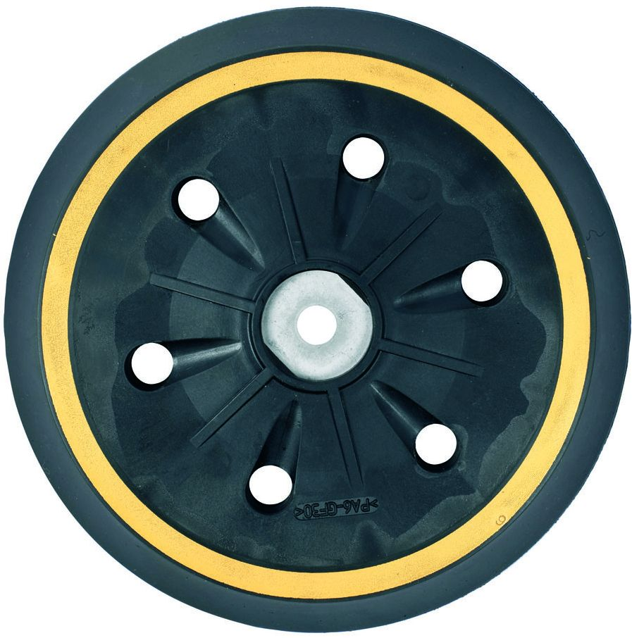 Brusný talíř 150 mm DeWalt, středně tvrdý