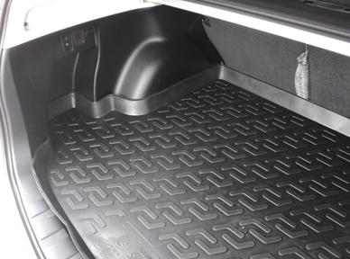 Vana do kufru plastová Ford Fiesta Mk 6 (13-) SIXTOL