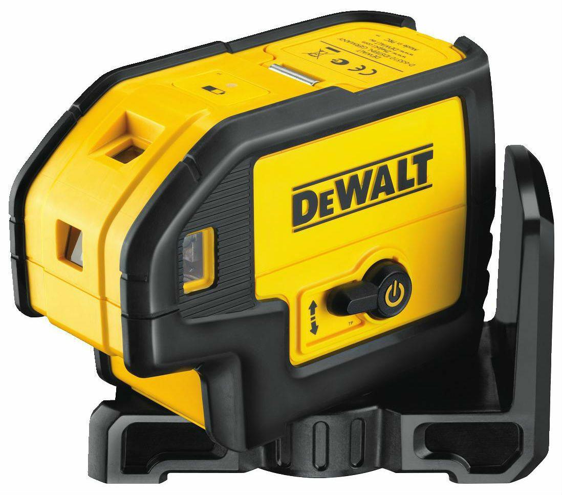 Dewalt 5-bodový laser - samonivelační