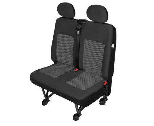 Autopotahy PERUN DV dodávka – 2 sedadla