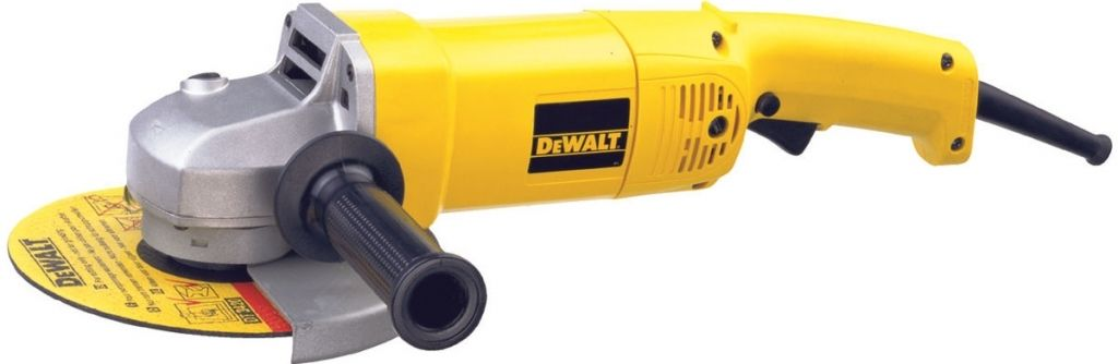 Úhlová bruska 180mm DeWalt, 1800W