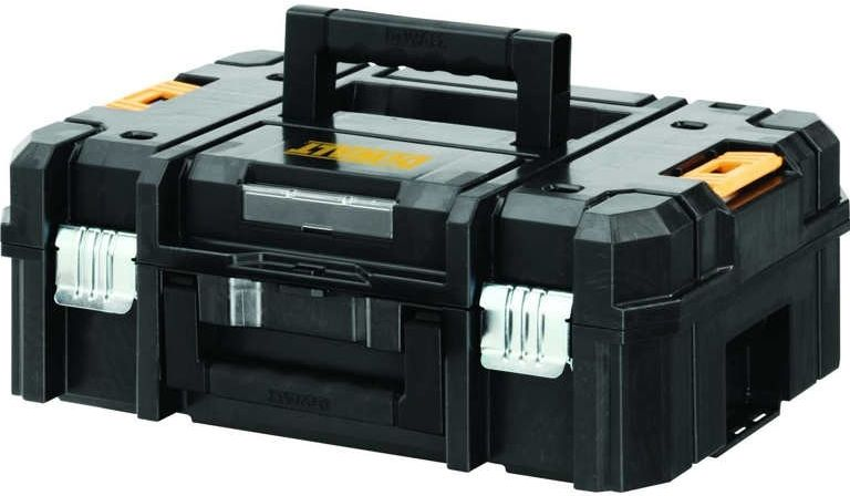 aac616f4bce44 Tstak box II, box na nářadí s 2 rukojeťmi, DeWalt