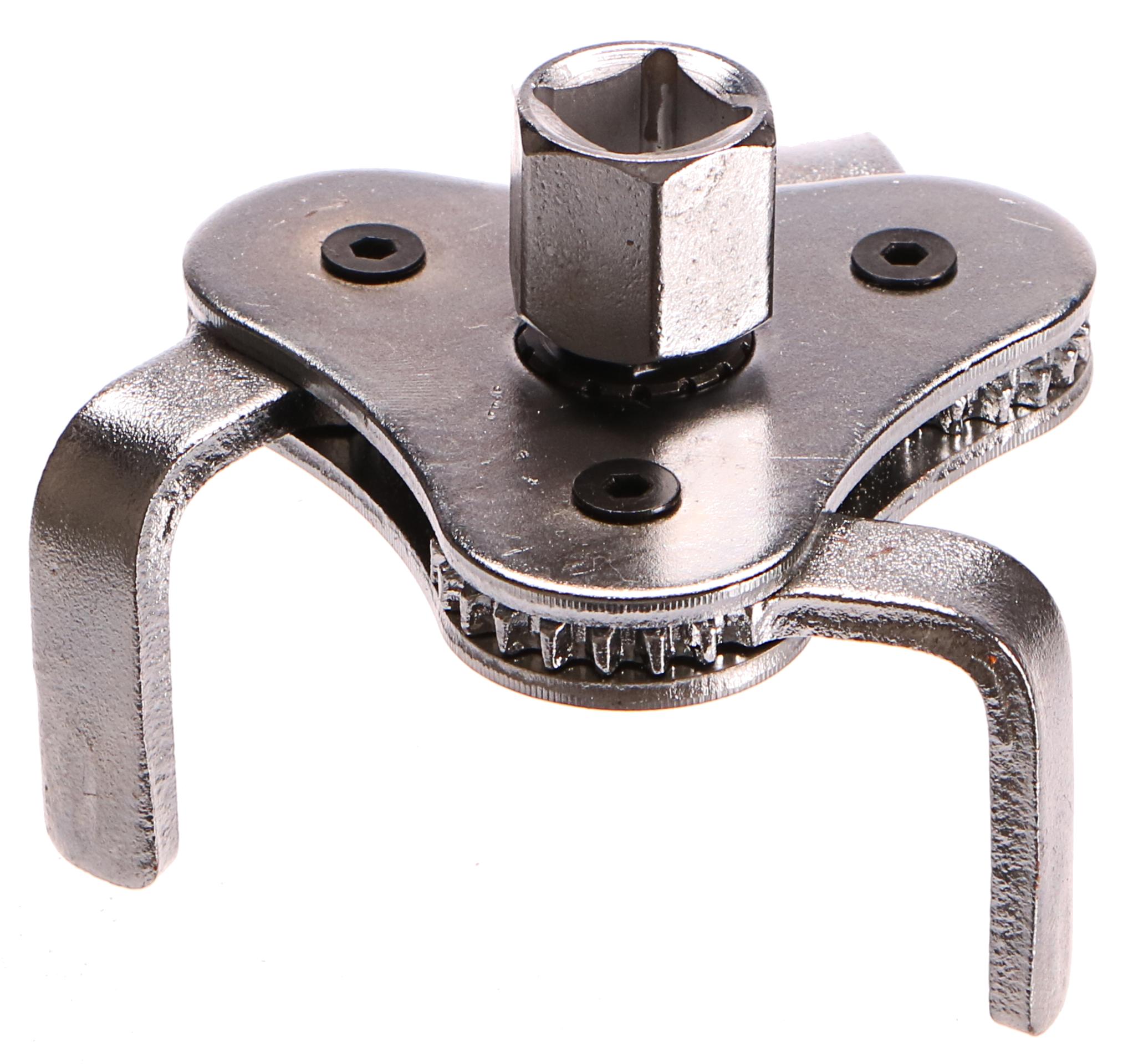 "Klíč na olejový filtr 1/2"" (62-120mm), GEKO"