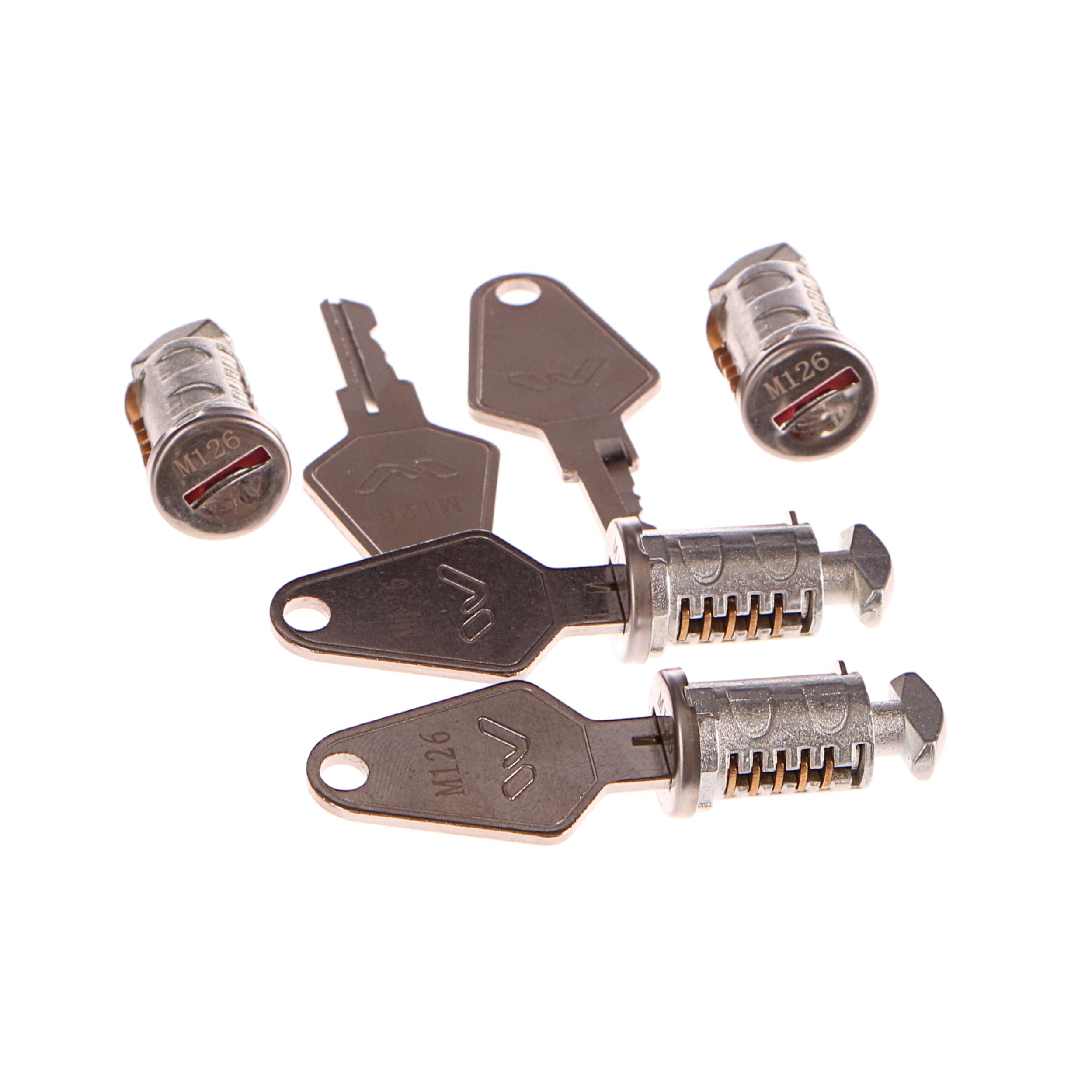Zámková vložka + klíč pro nosiče TEMA, MENABO