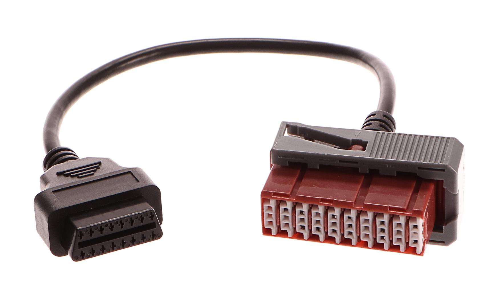 Redukce 16-pin samice na PSA30 pin SIXTOL