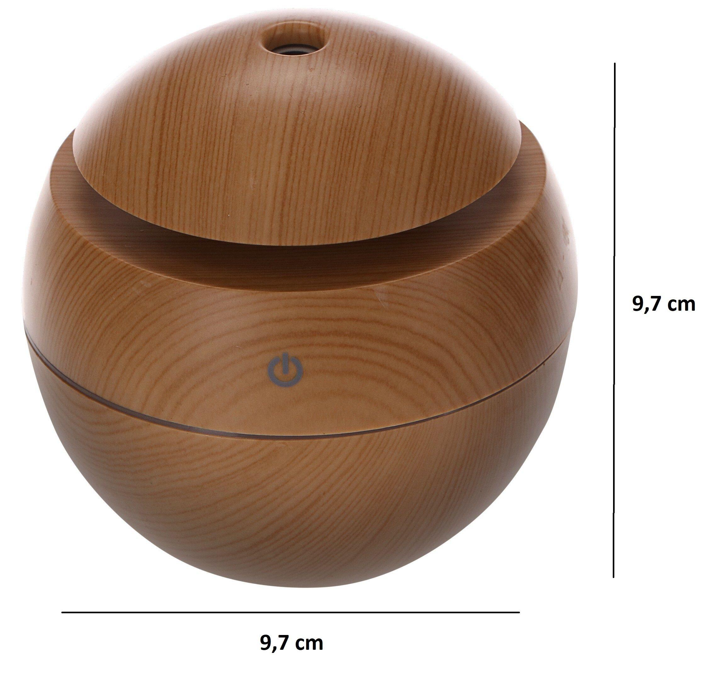 Difuzer Ball světlé dřevo SIXTOL