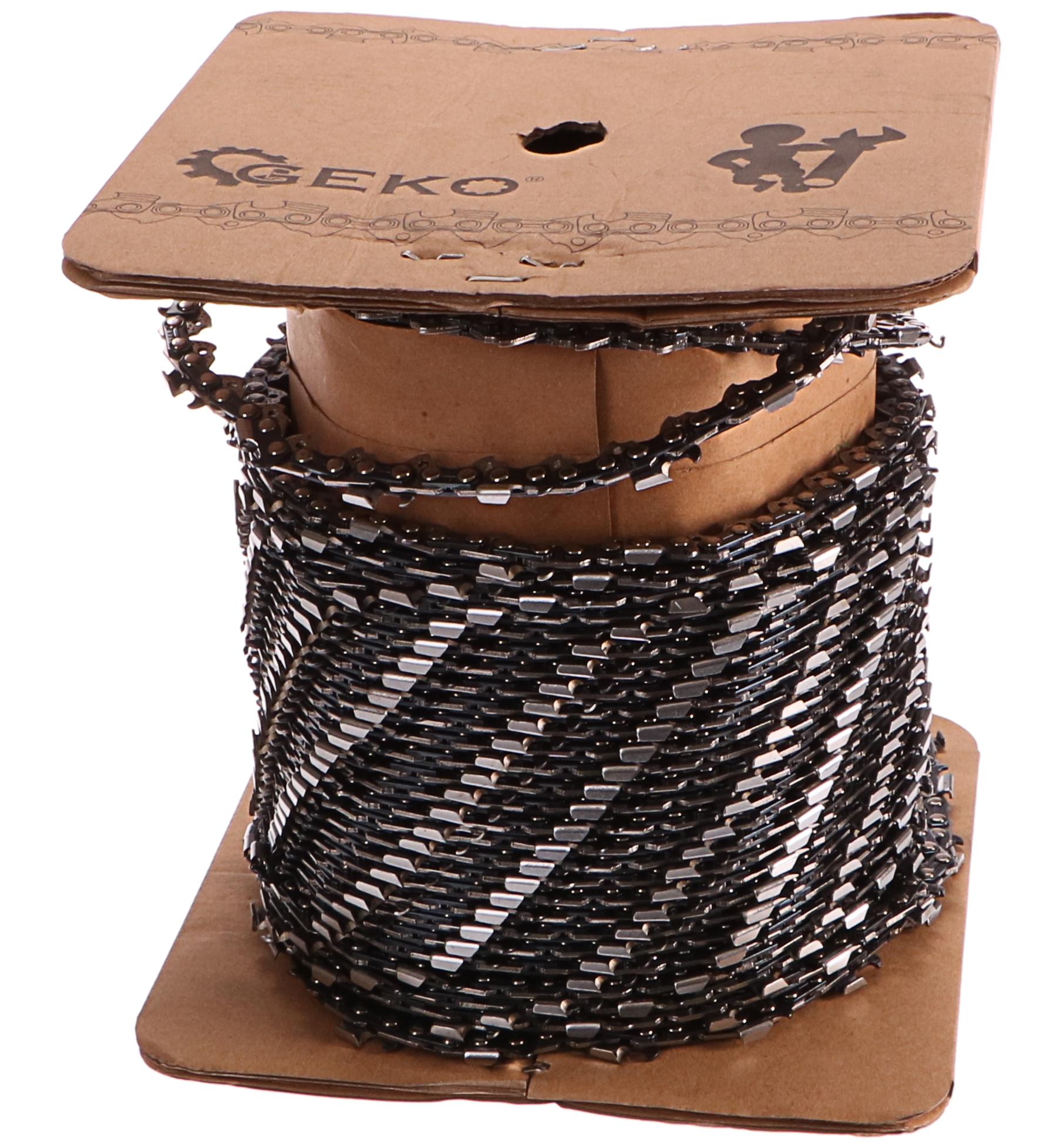 Řetěz pilový role, 1840 článků, dělení 3,25, drážka 1,5mm, GEKO