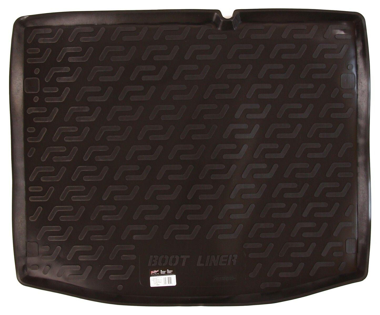 Vana do kufru plastová Suzuki SX4 II (JY) (organizér v kufru) (13-) SIXTOL