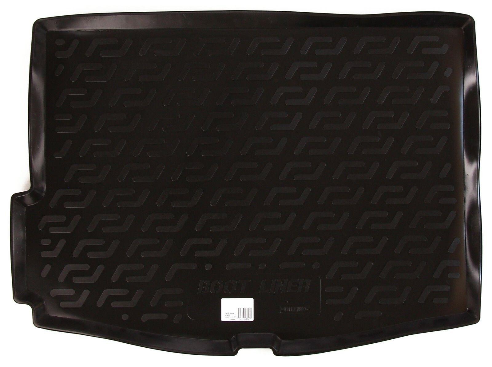 Vana do kufru plastová Opel Astra J GTC (horní patro kufru) (09-15) SIXTOL