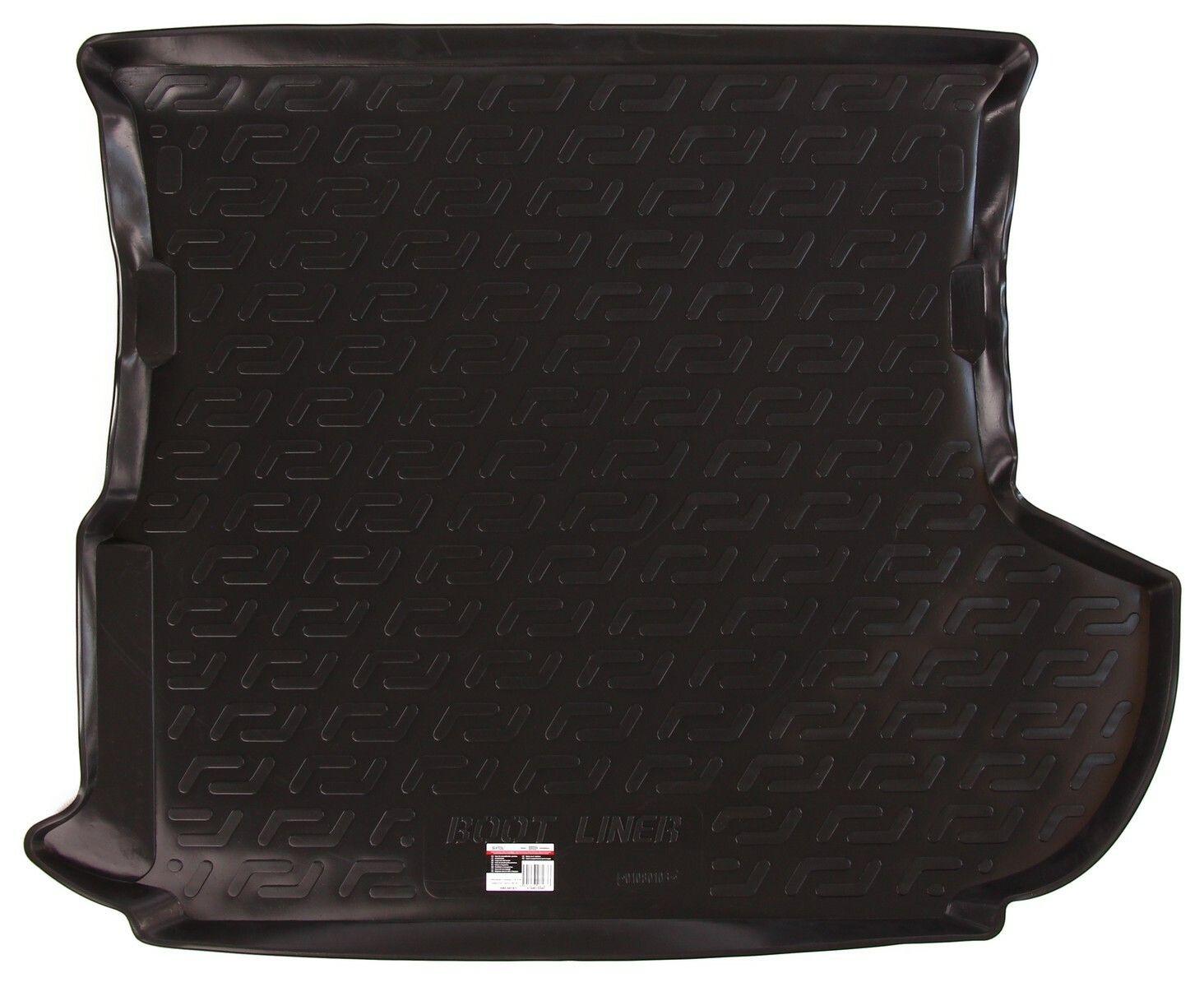 Vana do kufru plastová Mitsubishi Outlander II XL (CW) (subwoofer v kufru) (06-13) SIXTOL