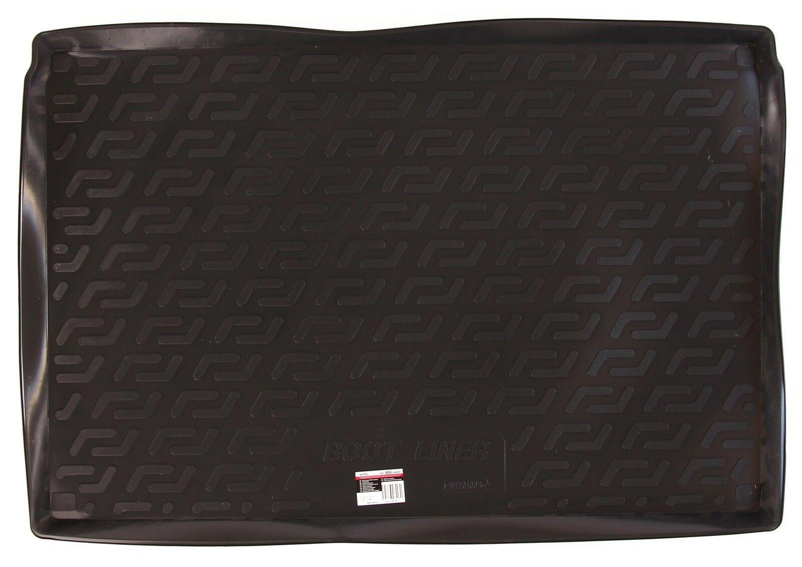 Vana do kufru plastová Peugeot Partner Tepee II (08-) SIXTOL