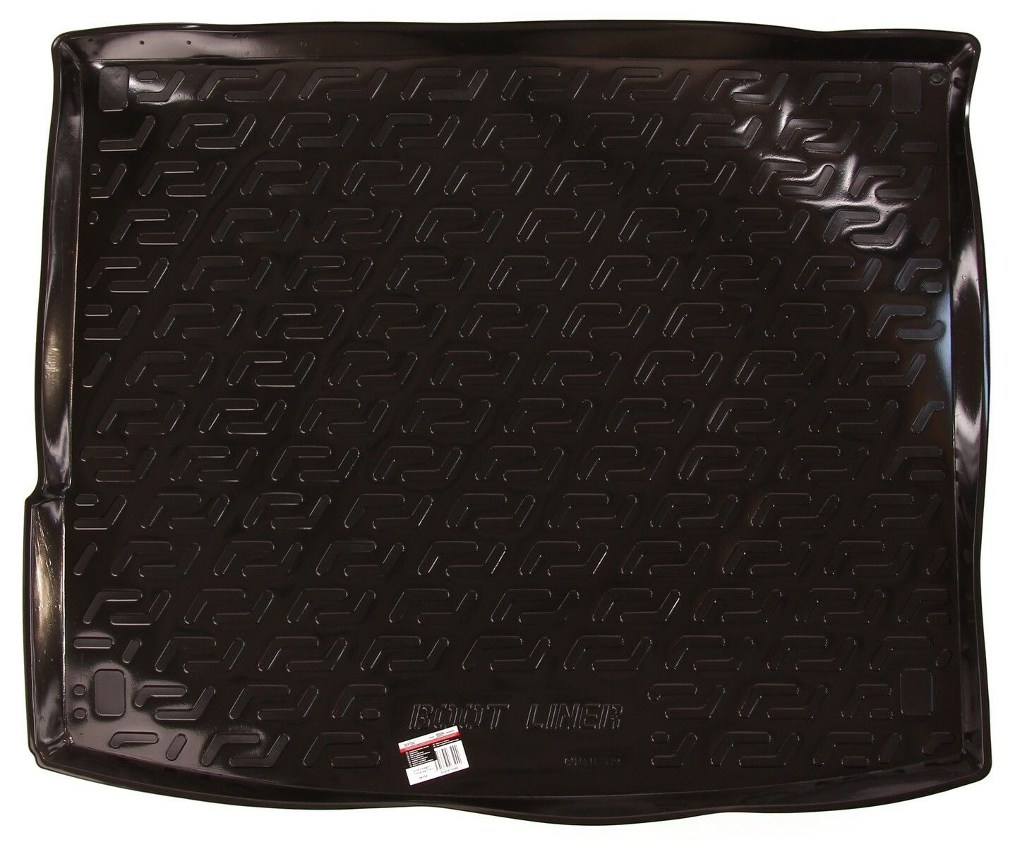 Vana do kufru plastová Volkswagen Touareg II (7P5) (10-) SIXTOL