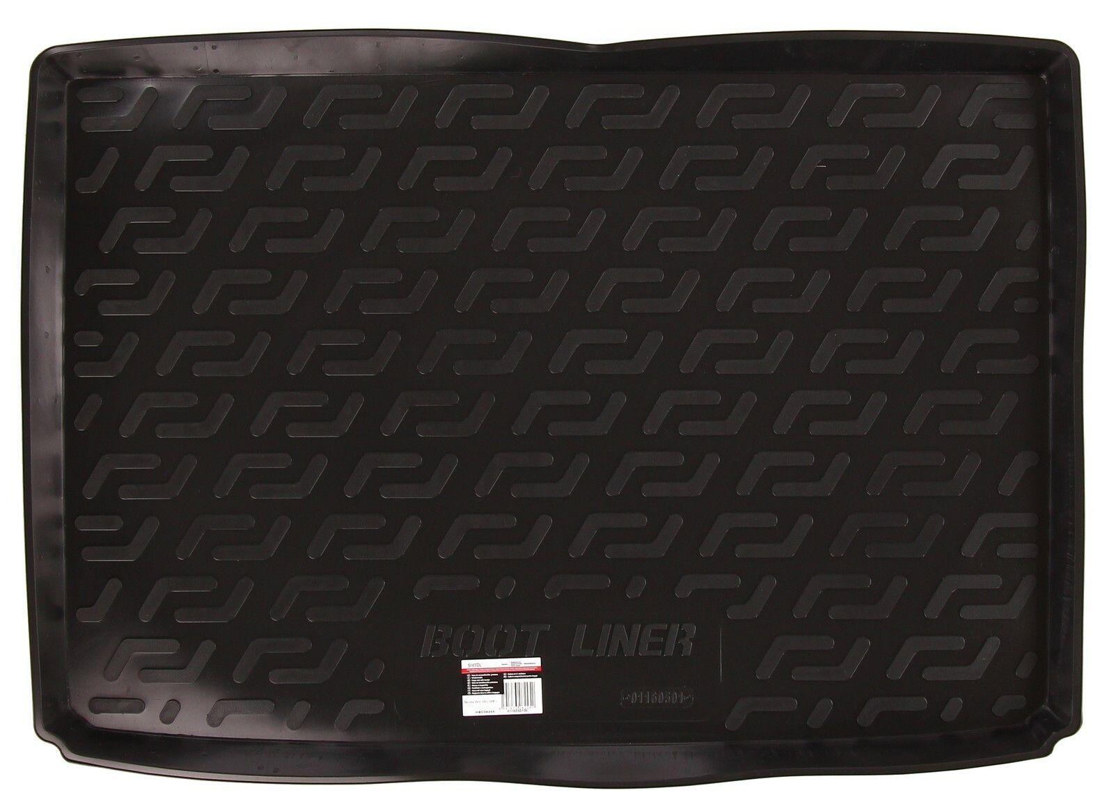 Vana do kufru plastová Škoda Yeti (5L) (09-) SIXTOL