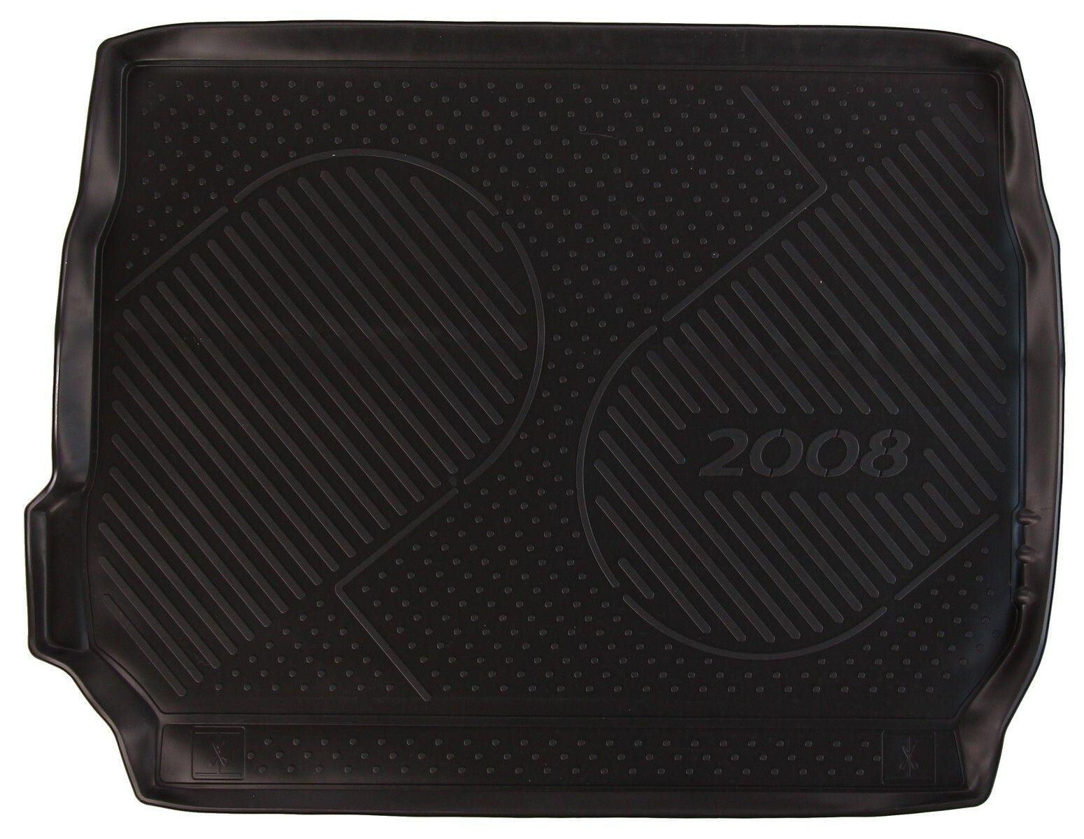 Vana do kufru gumová PEUGEOT SUV 2008-2014