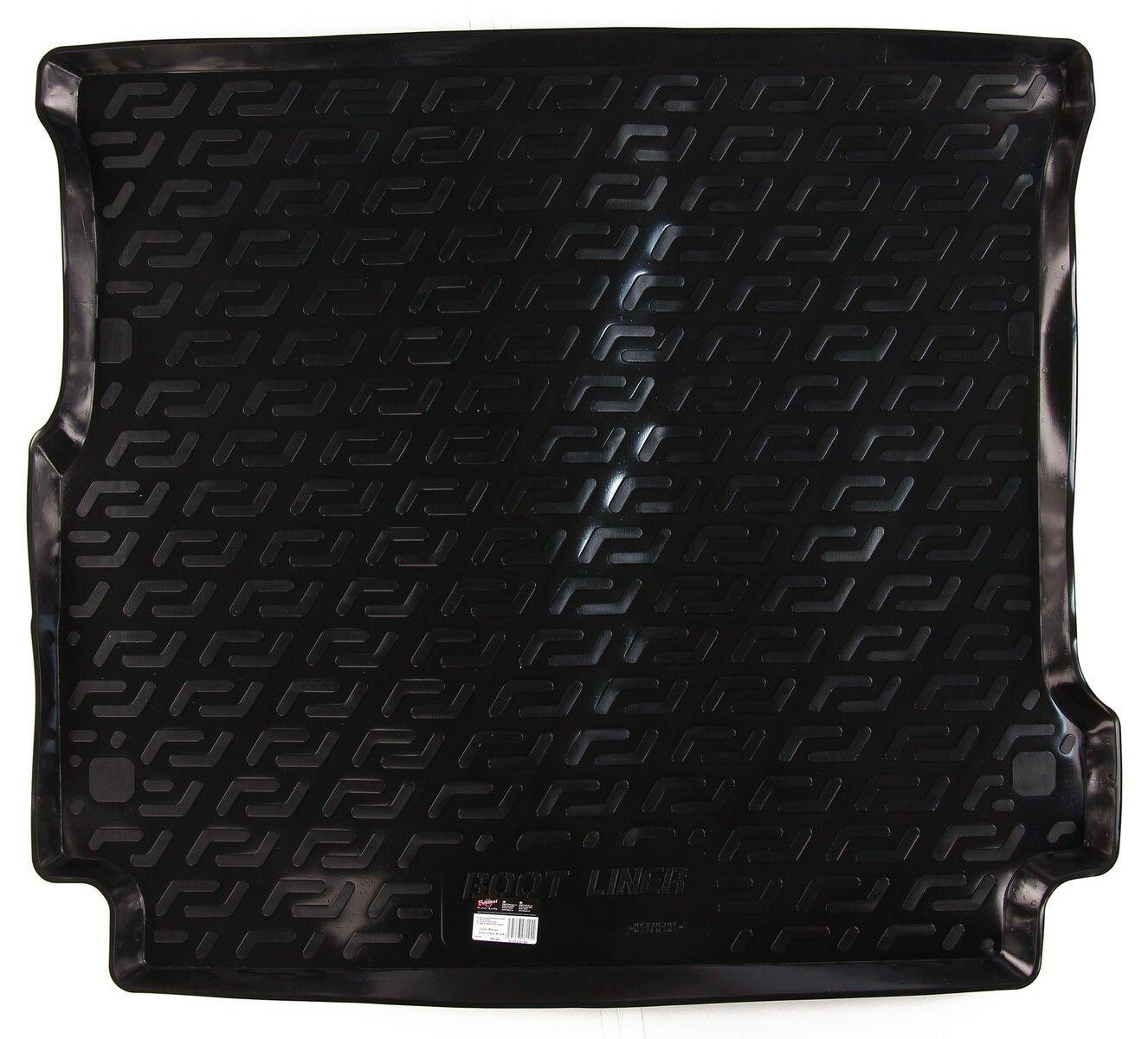 Vana do kufru plastová Land Rover Discovery III (TAA) / LR3 (04-09) SIXTOL