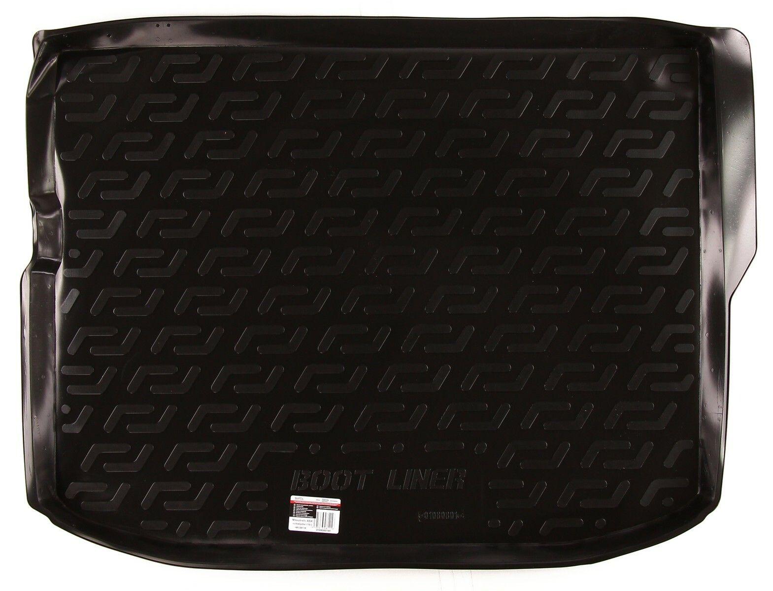 Vana do kufru plastová Mitsubishi ASX (GA) (subwoofer v kufru) (08-) SIXTOL